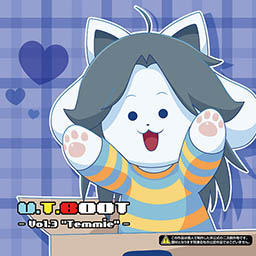 U.T.BOOT Vol.3 -Temmie-