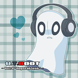 U.T.BOOT Vol.4 -Napstablook-