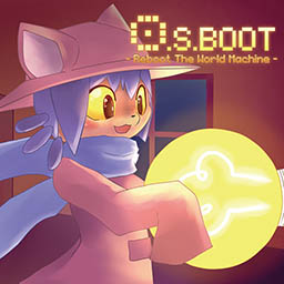 O.S.BOOT - Reboot The Machine -